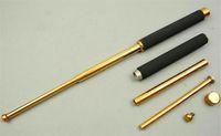 Wholesale Outdoor tactics Self defense stick Scale bar Batons YRG telescopic Stick price High Quality Self defense Equipment