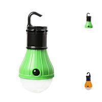 Wholesale S5Q Outdoor Camping Tent Hanging Light Bulb Three Adjustable Light LED Lantern AAAGEO