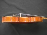 Wholesale 1 PC Nice Quality Antique Vanish Violin with Nice pattern spruce top and maple back