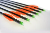 Wholesale New Changeable Tip Fibergalss Arrows for Shooting Long Recurve Bow pK shaft coupler shaft meaning