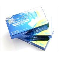 Wholesale ap5566 new arrivals Degree Advanced Teeth Whitening Strips Dental Whitening Kit Enamel White Whitestrips