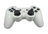 Wholesale 11 color New PS3 Wireless Bluetooth Game Controller for PlayStation PS3 Game Controller Joystick For Video Games With Packaging