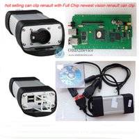 Wholesale Factory Price for Version V155 Renault Can Clip Professional Diagnostic Tool renault can clip scanner with Multi language