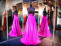 ab colored stones - One Shoulder Long Prom Evening Dresses A Line Violet Chiffon Sleeveless AB Multi colored Stones Formal Gowns Side Zipper Party Dress