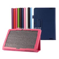 acer good - Good Quality Litchi Tablet Cover PU Stand Leather Case For Acer Iconia A3 A20 Cases A3 A20