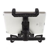 aluminium dvd - Free Universal degree Car Back Seat Headrest Mount Adjustable Cradle Holder Stand for iPad Tablet GPS DVD
