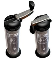 abs breaks - Smart Touch Wine Opener Handle Folds down for storage With Stainless ABS Twist and Pull action never breaks the cork