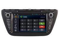 audio polish - 8 quot Android Car DVD GPS Player for Suzuki SX4 S cross with Quad Core GHz CPU wifi Audio Video Player