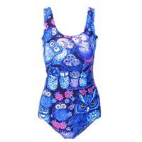 american apparel swimwear - New Women Fitness BodysuitsSwimsuit One Piece Sexy Plus Size Swimwear Drop Harajuku American Apparel