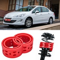 Wholesale 2pcs Super Power Rear Car Auto Shock Absorber Spring Bumper Power Cushion Buffer Special For Peugeot