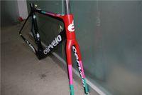 Wholesale 2015 carbon road frame T800 carbon road bike frame complete bike Carbon fiber bicycle frame for ems