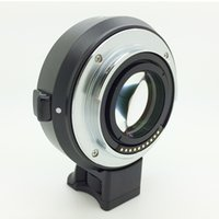 Wholesale Viltrox EF E EF NEX Auto focus AF Mount Lens Adapter Focal Reducer Booster Adapter for Canon EF to for Sony E mount APS C Camera
