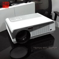Wholesale LED Home Theater Full HD LCD Type D Portable Overhead Laser Projector Lumens Android Wifi Multimedia Cheap Slide Beamer