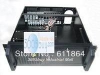 big industrial fans - 4u industrial computer case server computer case pc large panel big power supply hard drive