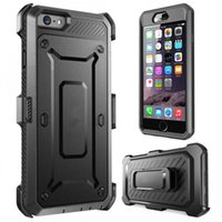 armor steels - For Apple iphone plus case S iphone7 Plus Samsung Galaxy Note S7 edge Steel armor TPU PC cell phone protective covers clip