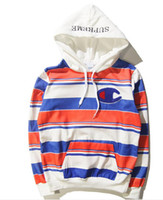 basketball hoody - Harajuku Brand hip hop Men Women couple basketball hoodies Tracksuit Streetwear Coat Jacket Long Sleeve Hoodie stripe Clothing hoody coats