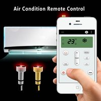 Wholesale Wireless IR Smart Control for Apple mobile phone Device Universal Infrared Wireless Intelligent Remote Control For Air conditional