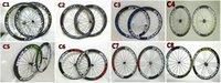 Wholesale Eight Models of design Bora s mm carbon road bike wheels with mm width k mm road bike carbon wheelset