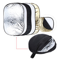 Wholesale 24 quot quot cm in Light Reflector Multi Portable Collapsible Studio Photo Photography Accessories