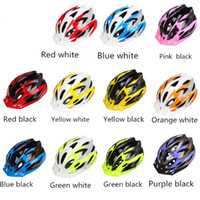 Wholesale New Outdoor sports Ventilation Bicycle Helmets Ultralight Unisex Breathable Mountain Road Riding equipment Size cm