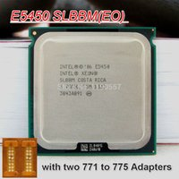 Wholesale Original Xeon e5450 Intel Xeon E5450 Processor GHz MB MHz Quad Core Server CPU Close to Core Quad Q9650