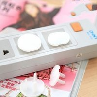Wholesale Wonderful heart shock proof safety socket socket protective cover safety protective socket cover children three phase MS030