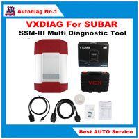 automotive gasoline - 2016 VXDIAG For SUBAR SSM III Multi Diagnostic Tool V2015 VXDIAG VCX PLUS SSM3 for Gasoline Diesel Car DHL