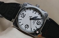 bell movement - NEW bell Automatic Movement Men s watch best Watches Rubber strap ross m010
