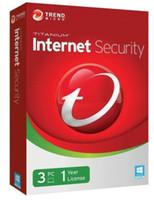 Cheap Newest 100% genuinue Trend Micro Titanium Internet Security 2016 10 1Year 3pc