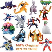 Wholesale Original cm Large Size Pocket Monster Pikachu Pokemo Animal Doll Animal Action Figures Model Toy