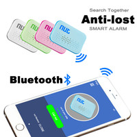 Wholesale New Nut update Nut Nut mini Smart Finder Itag Bluetooth WiFi Tracker Locator Luggage Wallet Phone Key Anti Lost Reminder