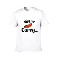 best sausage - Latest Version Creative Short sleeved T shirt Fitted Pure Cotton Base T shirt Round Neck Cute Sausage Shirt Clothes Best Selling Color
