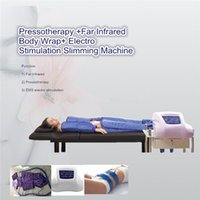 Wholesale Portable infrared pressotherapy lymphatic drainage massage machine