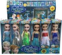 Wholesale Frozen baby toy dolls Snow White Barbiee doll princess mononoke girl Princess Queen toy