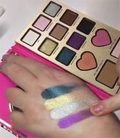 bar of chocolate - 24pcs DHL New arrival The Power of Makeup by Nikkie Tutorials Eyeshadow Too Chocolate Bar Faced Colors Heart Free ship