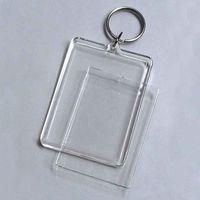 Cheap Acrylic photo key chain Best Photo Frame Acrylic blank keychain