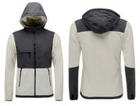 al por mayor la moda de esquí-2015 chaqueta encapuchada al aire libre de la prendas de vestir exteriores del esquí del nuevo de los hombres de la chaqueta con capucha encapuchada al aire libre de la prendas de vestir exteriores de la mezcla de la tapa de la prendas de vestir exteriores de la manera