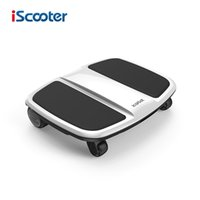 app notebooks - iScooter iCarbot four wheel notebook Electric scooter hoverboard controled by phone App Self Balancing scooter