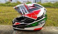 anti helmet - ARAI Helmet Full face motorcycle helmet Personalized helmet anti fog lenses Genuine Abs Pc material safety helmet