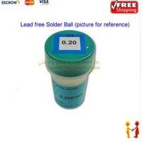 bga ball size - 6 sizes for option PMTC Lead free Solder Ball For BGA Soldering Reballing Lead free solder balls