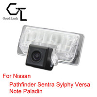 Wholesale For Nissan Pathfinder Sentra Sylphy Versa Note Paladin Wireless CCD HD Car Rear View Camera Parking Assistance