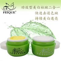 Wholesale FEIQUE Golden Aloe whitening anti scar anti freckle day cream night creramwhitening cream for face nourishing