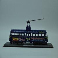 atlas blue - Atlas TOYS TARM ATLAS Railcoach Brush Static resin the tram model