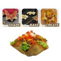 Wholesale 4pcs baking pans hexagon design shape carbon steel cake pans bakeware kitchen accessories cooking tools Y