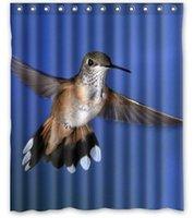 best bathroom products - Birds Animals Best Bathroom products Fabric Bath Shower Curtain x180cm Home Decor