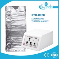 Wholesale Portable home use Infrared Thermal Body Slimming Sauna Blanket