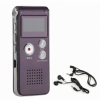 Wholesale 8GB Mini Sound Digital Voice Recorder Hr Dictaphone MP3 Player Wine gravador de audio espiao grabadora de voz espia registro