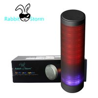 best speaker package - Wireless Portable Bluetooth Speaker LED Flash Lighting Hip Hop Best Quality Dark Grey Good Package Bulit in Mic Handsfree Free DHL Shipping