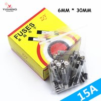 Wholesale x30mm Glass fuse A V