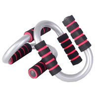 Wholesale Push Up Bars Push up Stand Muscle Building Home Fitness Equipment
